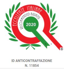 Consigliato da eccellenze italiane
